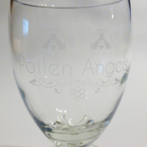 Pollen Angels Glass