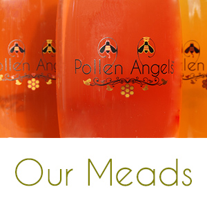 Pollen Angels sparkling meads