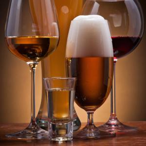 Mead, Wine, Beer, Spirits